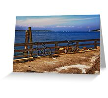 Long Island - Shelter Island  Greeting Card