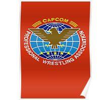 Saturday Night Slam Masters: CPWA Poster