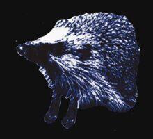 Blue Hedgehog One Piece - Long Sleeve