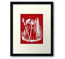 Saint Nicholas Framed Print