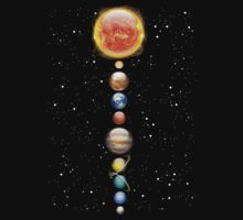 Solar system by Dream-life