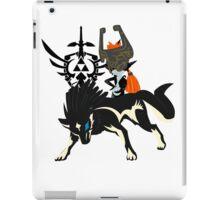 Wolf Link - Twillight Princess iPad Case/Skin
