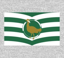 Wiltshire County Flag by cadellin