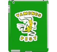 Vamonos Pest iPad Case/Skin