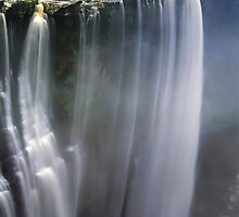 Magwa Falls South Africa by leksele