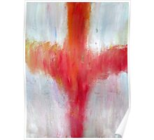 RED CRUCIFIXION Poster