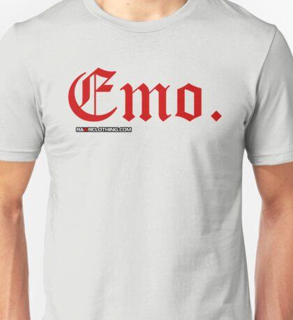 Emo. Unisex T-Shirt