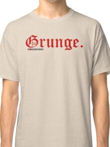 Grunge. Classic T-Shirt