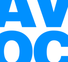 Save Rock Sticker