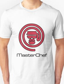Walter White - MasterChef T-Shirt