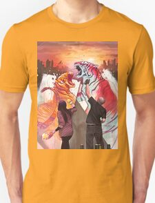Dueling Tigers T-Shirt