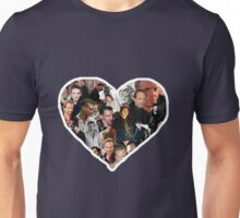 A Fiennes Collage Unisex T-Shirt