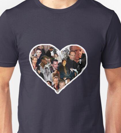 A Fiennes Collage Unisex T-Shirt