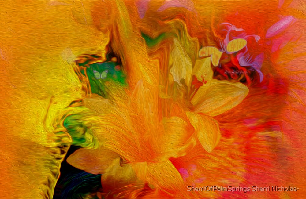 Flowers from my heart to you by Sherri     Nicholas