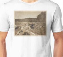 Vintage Lake Superior Shoreline Unisex T-Shirt