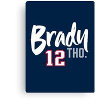 Brady THO. Canvas Print