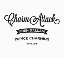 Josh Dallas - Charm Attack - Light Kids Clothes