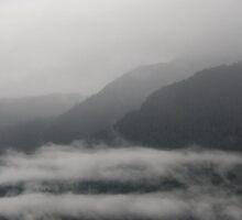 Mountain Fog by Jazzroxal