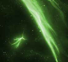 Universe Green by Joey Kuipers
