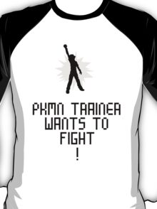 Pokemon Trainer T-Shirt