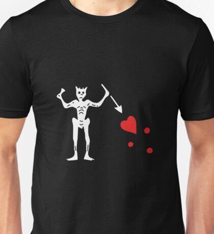 Blackbeards Flag Unisex T-Shirt
