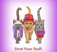 Strut by RichSteed