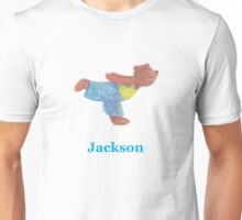 Jackson bear Unisex T-Shirt