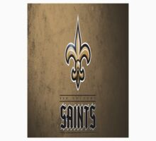 Custom Made Saints Logo by lifezabrees