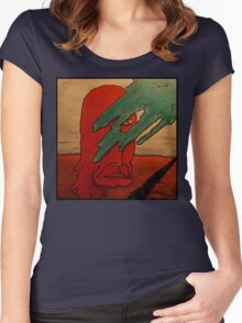 Walls Women's Fitted Scoop T-Shirt