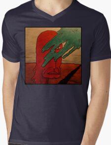 Walls Mens V-Neck T-Shirt