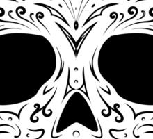 Sugar Skull - Traditional Sticker