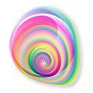 Cosmic Pebble by Purshue