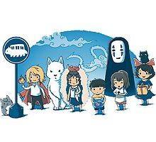 Ghibli by DinaPurifoy