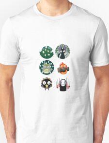 Studio Ghibli 2 T-Shirt