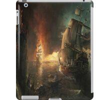 Sail ship iPad Case/Skin