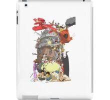 Studio Ghibli iPad Case/Skin
