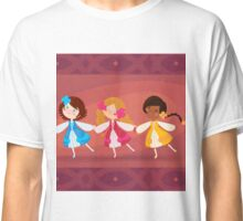 We Three Dance Classic T-Shirt