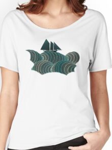 The Open Sea Women's Relaxed Fit T-Shirt