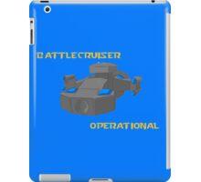 We are operational! iPad Case/Skin