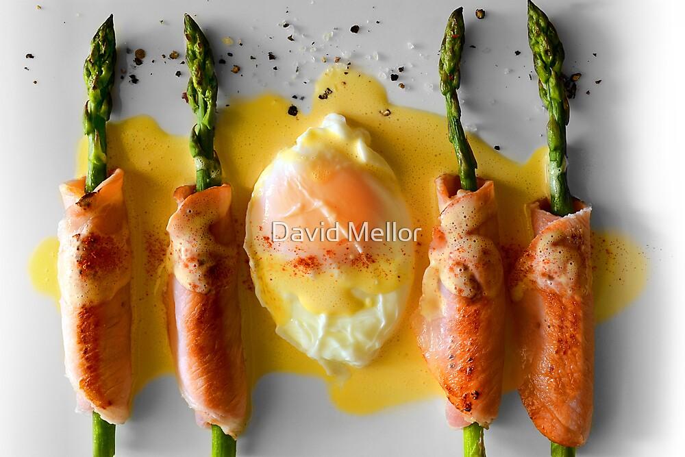 Egg & Bacon by David Mellor
