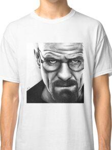 Walter White - Portrait Classic T-Shirt