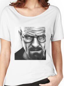 Walter White - Portrait Women's Relaxed Fit T-Shirt