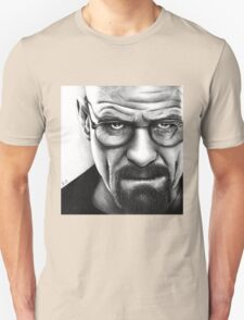 Walter White - Portrait T-Shirt