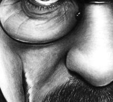 Walter White - Portrait Sticker