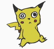 Drunk Pikachu by izzy-the-odd