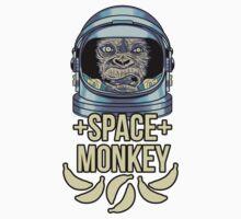 Space Monkey One Piece - Long Sleeve