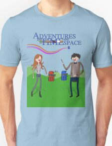 Adventures in Time and Space Unisex T-Shirt