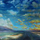 stormy midmorning, nebraska. by resonanteye