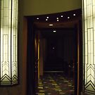 Art Deco Theartre by Judy Woodman