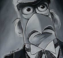 Sam Eagle, First Doctor by lissyleem